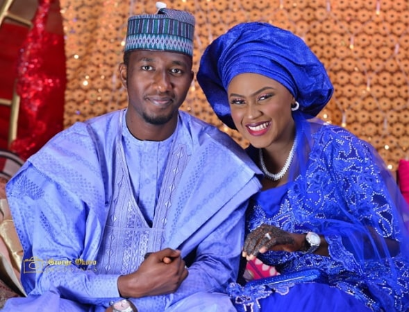 Hausa Traditional Wedding Outfits
