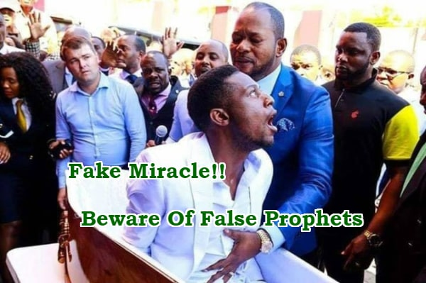 Prophet Alph Lukau fake resurrection miracle