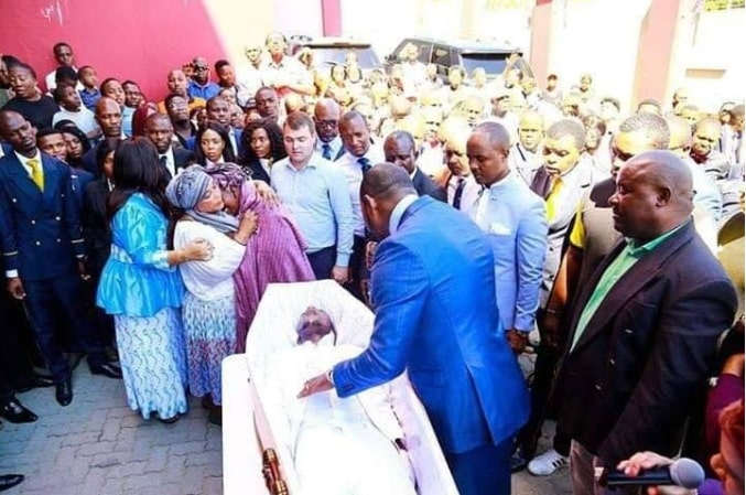 Prophet Alph Lukau resurrection miracle fake