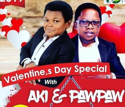 aki pawpaw kigali valentine's comedy