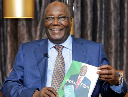 atiku amnesty to looter