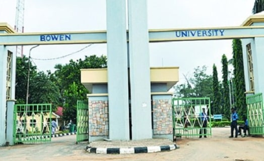 bowen university lecturers kidnapped