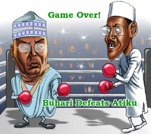 buhari defeats atiku