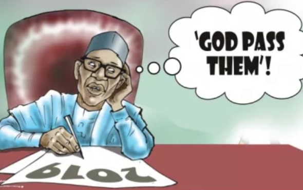 buhari has 3 months to rule nigeria