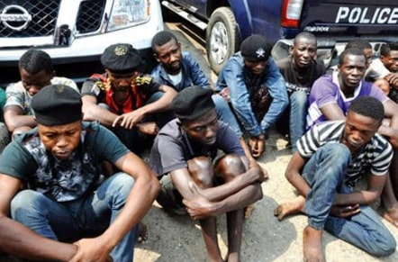 degbam cult members arrested robbery port harcourt