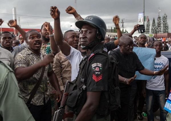 electoral violence nigeria
