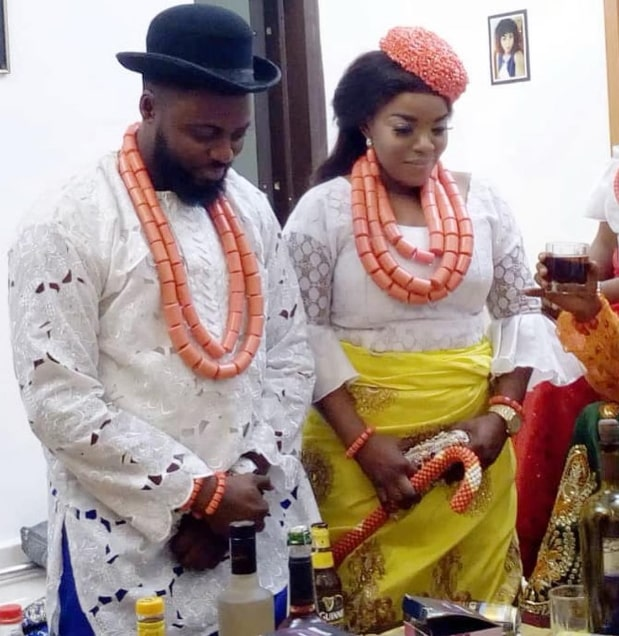 empress njamah wedding pictures