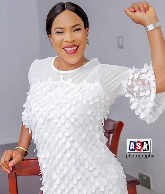 fathia balogun 50th birthday photos