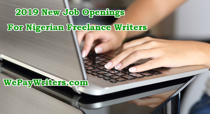 free job openings nigeria 2019