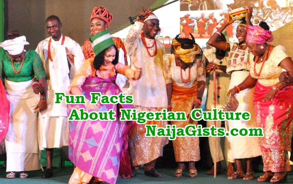 fun facts nigerian culture