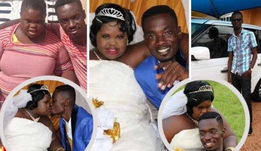 ghanaian actor marries woman with down syndrome