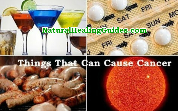 household chemicals products cause cancer