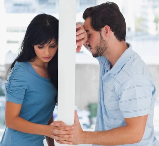 how to deal with a depression spouse partner