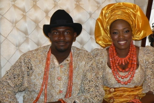 igbo traditional wedding outfits