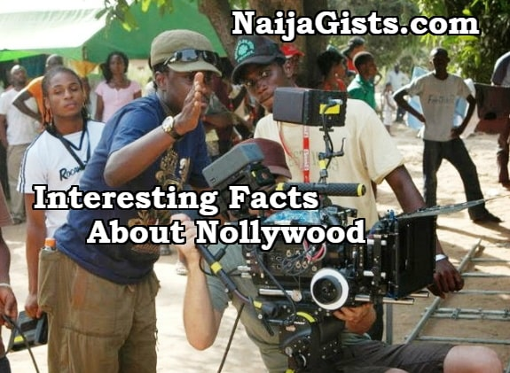 interesting facts about nollywood nigerian movie industry