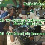 join nollywood become actor actress nigeria