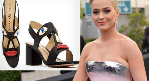 katy perry racist shoes pulled off shelves