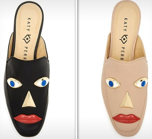katy perry racist shoes