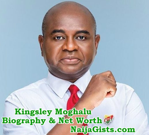 kingsley moghalu biography