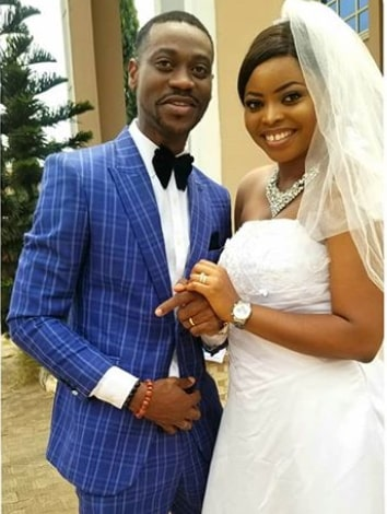 lateef adedimeji juliana olayode wedding