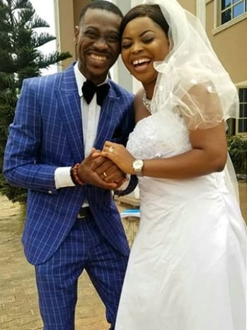 lateef adedimeji weds juliana olayode