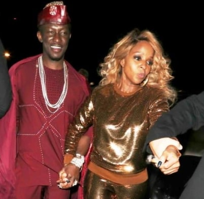 mary j blige dating ghanaian
