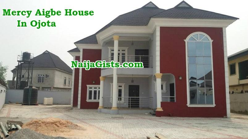 mercy aigbe house ogudu ojota