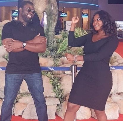 mercy johnson husband valentine vacation dubai