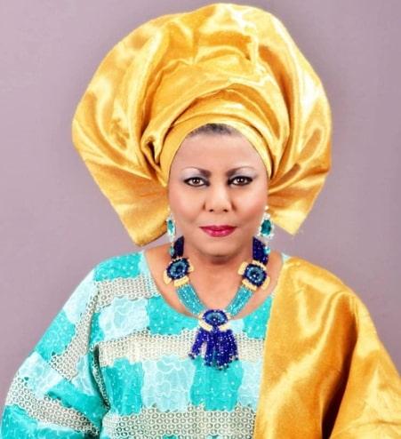 nigeria first professional model dies