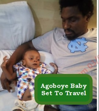 nigerian baby multiple heart holes