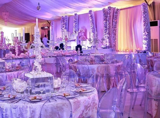 nigerian wedding planners in california