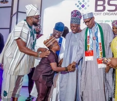 nollywood stars congratulate buhari