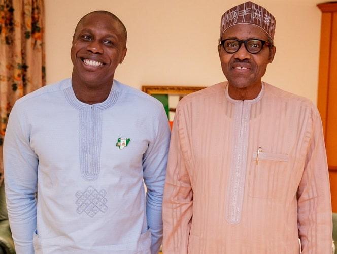 obasanjo son campaigns buhari
