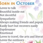 October Borns Facts, Personality Traits, Marriage And Love Life (All You Need To Know About People Born In October)
