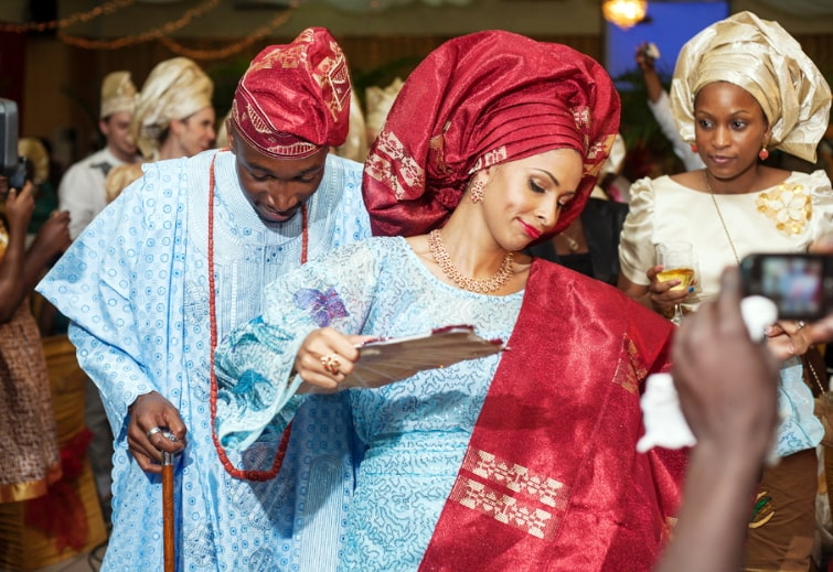 how to plan nigerian wedding 90 days