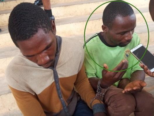 security guard raped prophetess akure blames devil