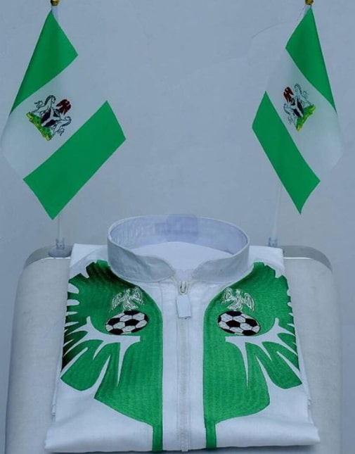 super eagles designer
