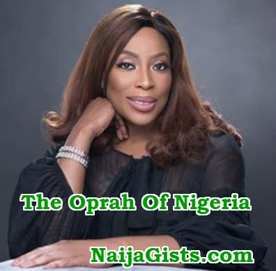 the oprah winfrey of nigeria
