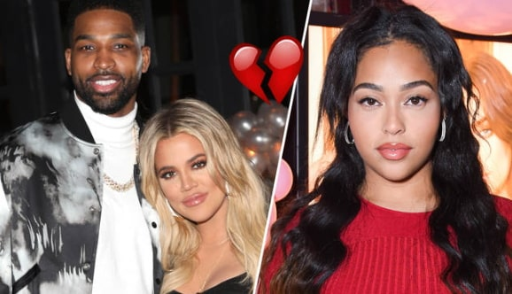 tristan thompson Jordyn Woods cheating video pictures