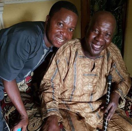 actors visits baba suwe