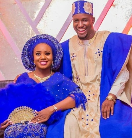 yoruba traditional wedding outfits
