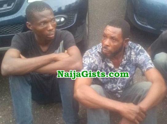 2 sentenced to death robbery ado ekiti
