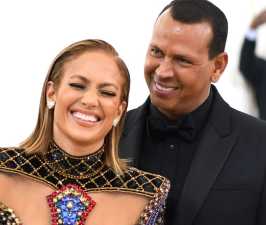 Alex Rodriguez jennifer lopez engaged