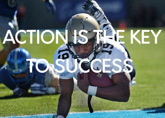 action key to success