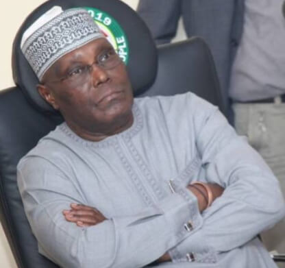 atiku in law arrested money laundering