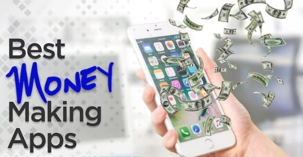 best money making apps iphones android phones