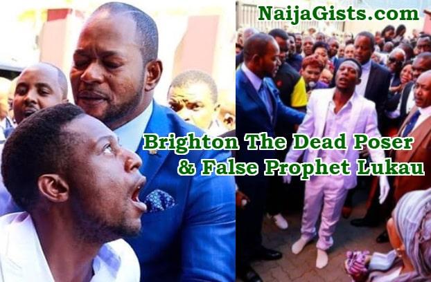 Brighton the dead poser false prophet