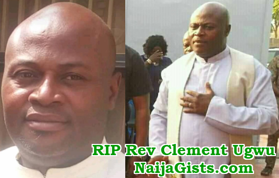 catholic priest killed kidnappers enugu