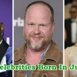 Celebrity Birthdays In June: Popular Celebrities Born In June