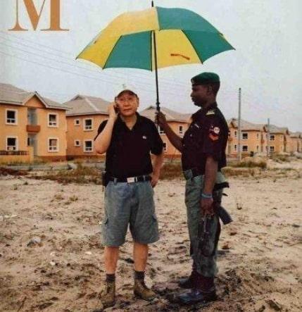 chinese nigerians slaves